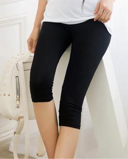 maternity knee-length legging